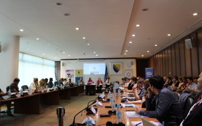 "Conference ""Youth Against Violent Extremism"" held in Sarajevo, Bosnia-Herzegovina"