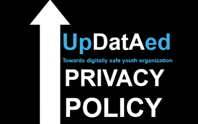 """PRIVACY POLICY & GDPR – RESEARCH ON """"Common practices in European youth organizations – Protection and Privacy policies"""""""