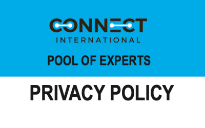 PRIVACY POLICY & GDPR –  POOL OF EXPERTS