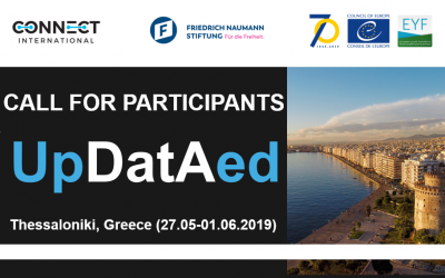 Call for Participants – UpDatAed