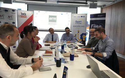 BITE of Art Team Meeting Held in Valencia