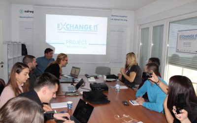 Start of the project Exchange It