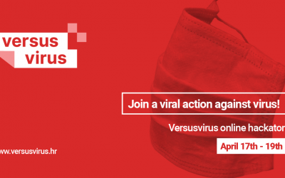 """Call For Online Hackaton """"VersusVirus – Viral Action Against the Virus"""" (17.04.2020)"""