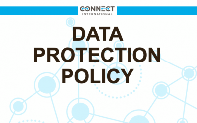 DATA PROTECTION POLICY – Digital Youth Work Webinar