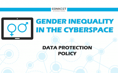 """DATA PROTECTION POLICY –  Webinar """"Gender Inequality in the Cyberspace"""""""