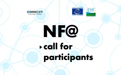 CALL FOR PARTICIPANTS – NF@ Training (Vrsac, Serbia, 08-13.11.2020 )
