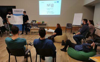 NF@ Training held in Vršac, Serbia