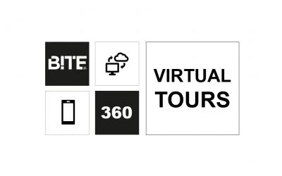 Explore BITE360 Virtual Tours of Contemporary Art Exhibitions